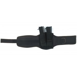 Ankle Holster for two Magazines