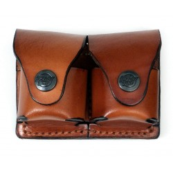 Double Single Speed Loader Pouch