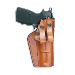 IWB w/belt loops Leather Holster