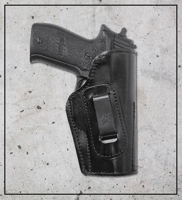 black holster