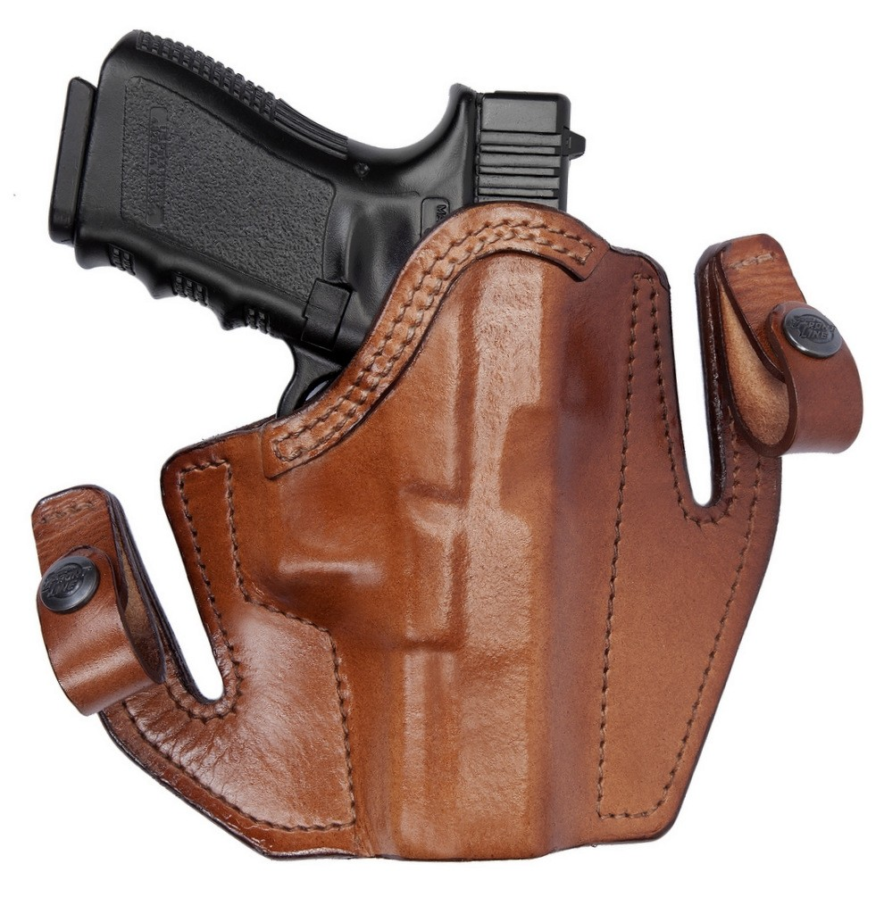 Deep Concealment Tuckable Holster