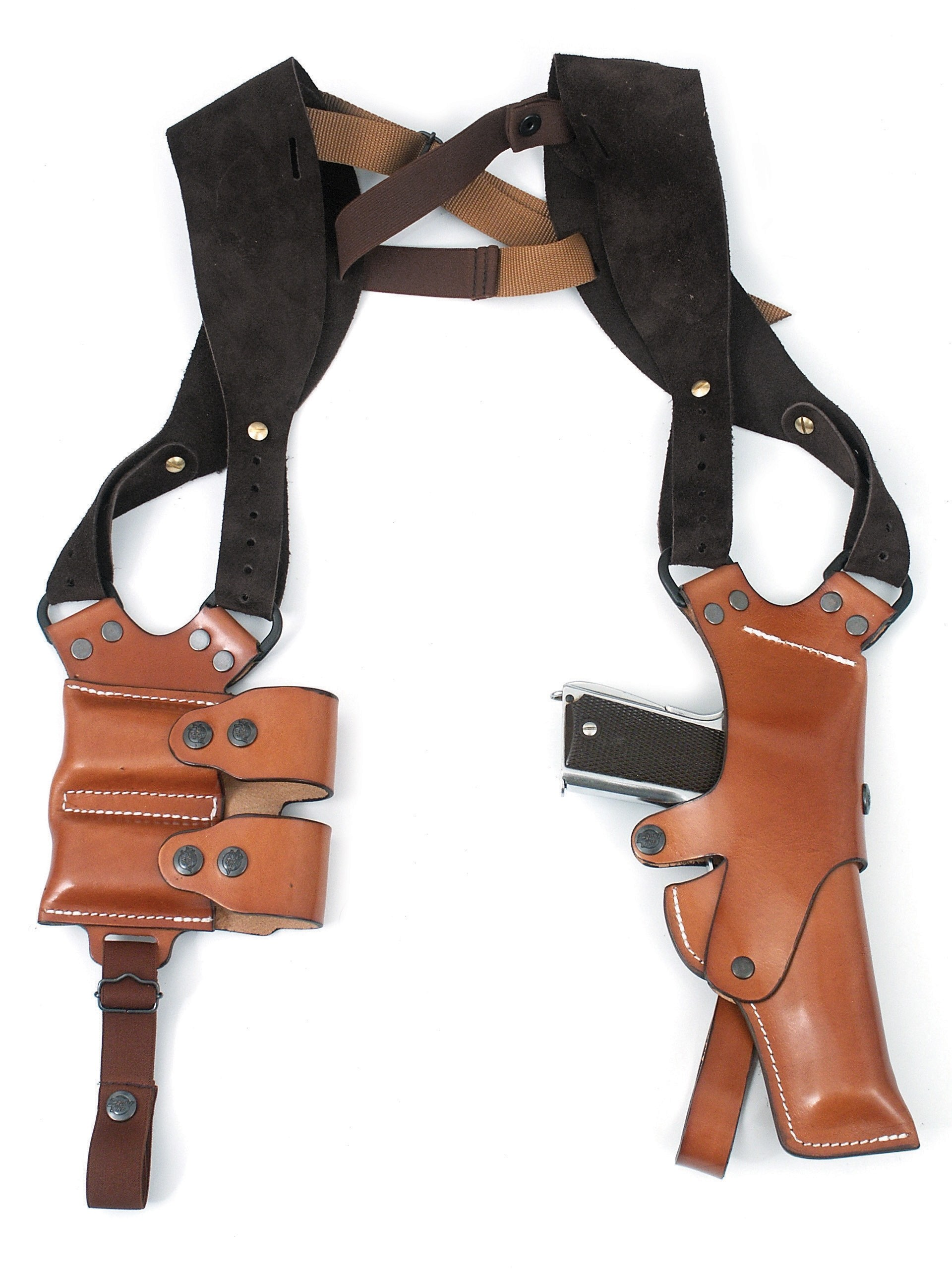 Hinge Holster & Mag. Pouch