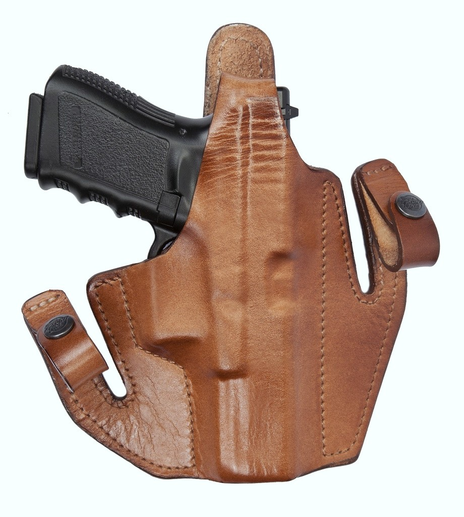 IWB Tuckable Holster with Thumb Strap