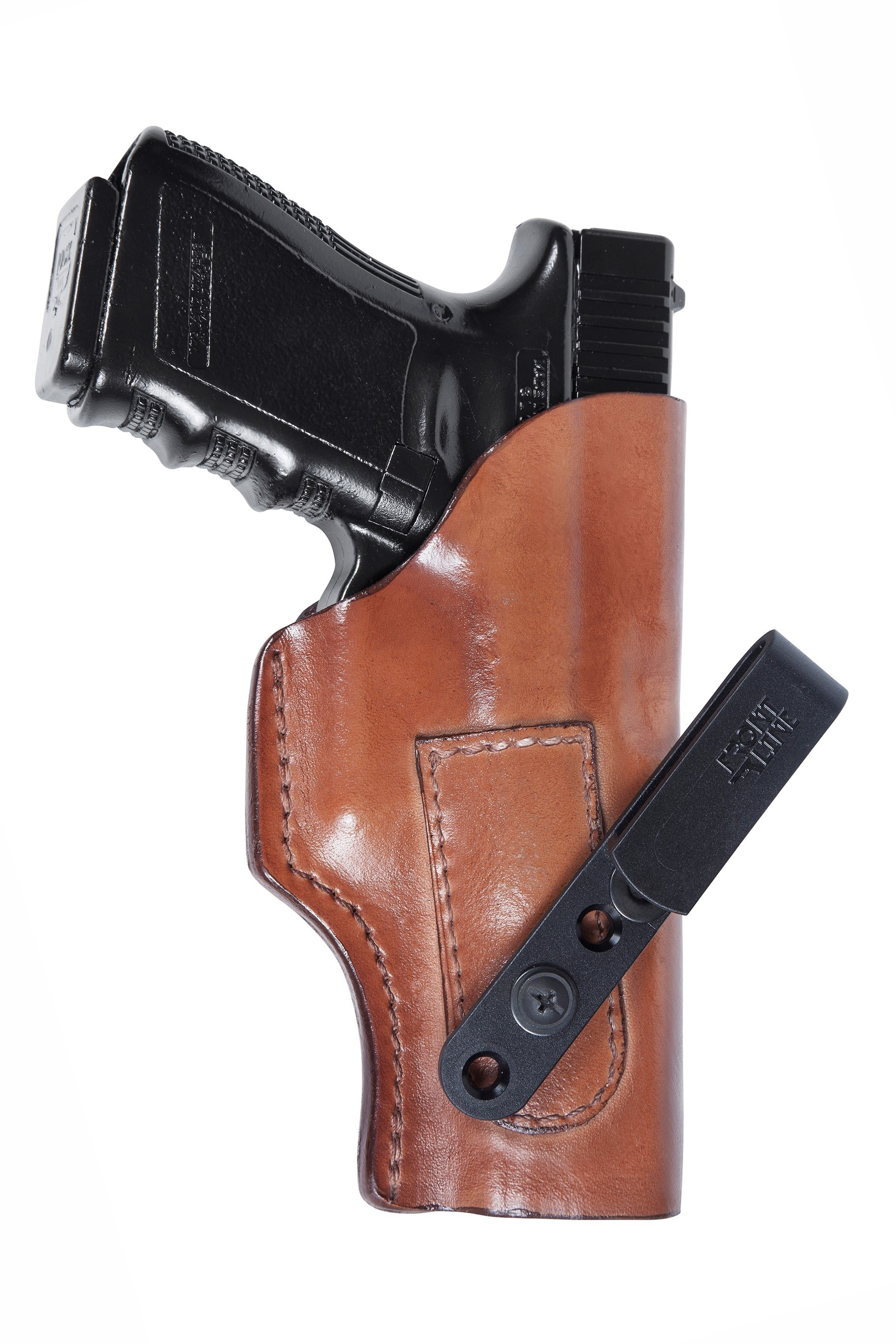 Tuckable Clip Leather Holster