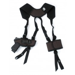 N.N Shoulder Holster with Double Mag