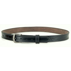 Fancy Stitching Leather Belt