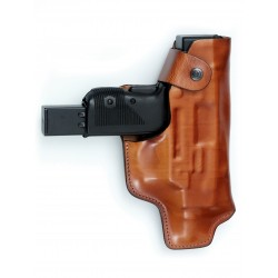 Belt holster for Uzi