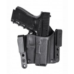 Dual Clip Adjustable Holster