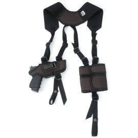 N.N Shoulder Holster with Single Mag Pouch and Handcuff case