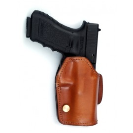 IPSC Leather Holster With Screw