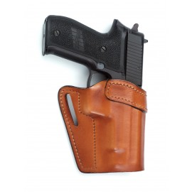 IPSC Leather Holster