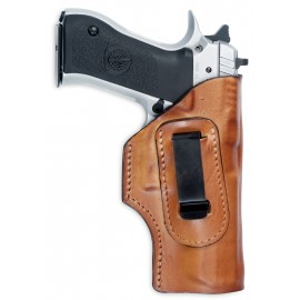 IWB Clip Leather Holster