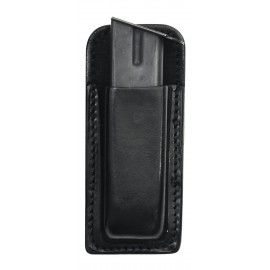 Leather Open Top Single Mag Pouch