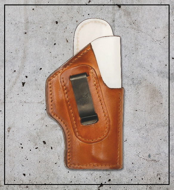 brown holster
